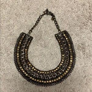 Zara Bib Necklace